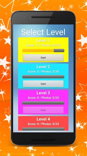 Celebrity Quiz screenshot