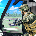 Helicopter Strike Battle 3D icon