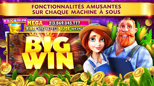 Caesars Casino Slots - Machines à Sous screenshot 2