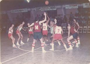 Photo: partido contra corrientes (si no recuerdo mal..)