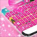 Tastiera libero Rosa icon