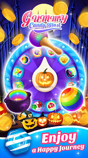 グミキャンディブラスト-無料マッチ3パズルゲーム