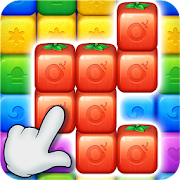 Fruit Block - Puzzle Legend‏