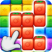 Fruit Block - Puzzle Legend Icon