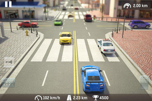 Traffic: Illegal & Fast Highway Racing 5 1.91 screenshots 25