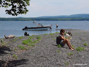 Photo: Summer day at Woods Island State Park by Sara Hayes