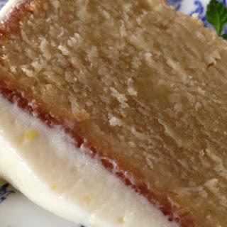 Key Lime Poundcake – Key Lime Cream Cheese Icing