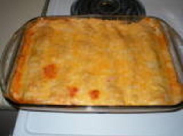 Homemade Chicken Enchilada's Recipe