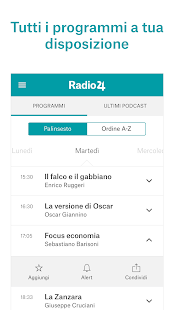 Radio24- screenshot thumbnail