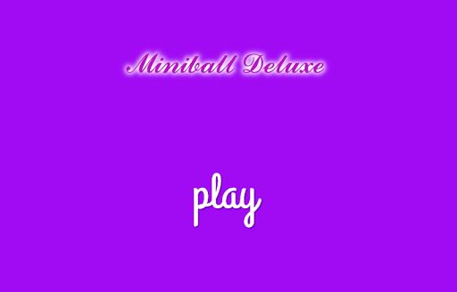 Miniball Deluxe