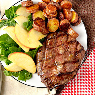 Dijon-Brown Sugar Marinated Steak Recipe