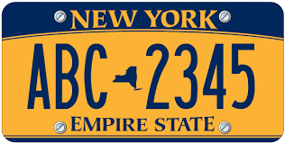 New York ends contract with company linked to peeling license plates -  syracuse.com