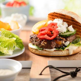 Oriental Style Burger – America meets Orient