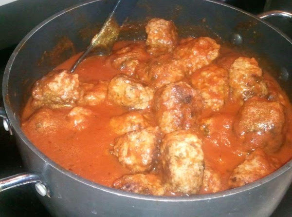 Italian Meatballs And Sauce Recipe
