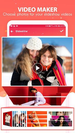 Video maker, video slideshow u2013 Video editor screenshots 4