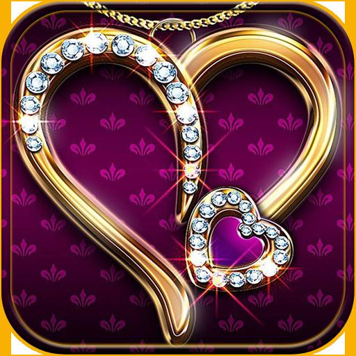 Diamond Love Theme Luxury Gold - Apps on Google Play
