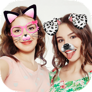 Cat Dog Face Filters for Face Swap