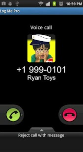 call from ryan toys review - náhled