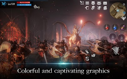 Lineage2 Revolution APK screenshot thumbnail 12