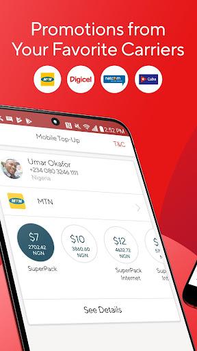 BOSS Revolution: International Calling,Texting App ss3