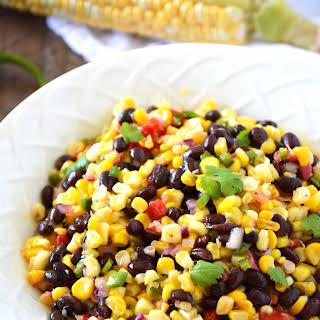Corn Salad {AKA Texas Caviar}.