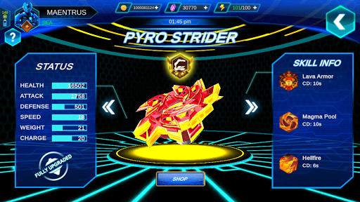 Gyro Buster 1.130 screenshots 16