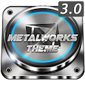 TSF Shell Theme Metalworks 3D icon