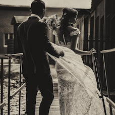 Bryllupsfotograf Nikolay Valyaev (nikvval). Bilde av 06.09.2016