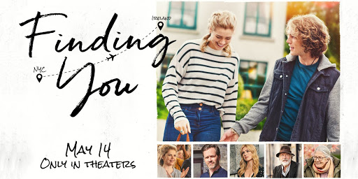 """Houston: Win A Free Virtual Screening Link To See """"Finding You"""""""