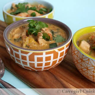 Asian Style Chicken Stew Recipes.