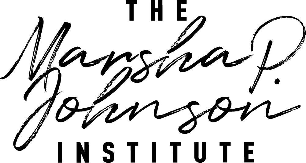 Logotipo de The Marsha P. Johnson Institute