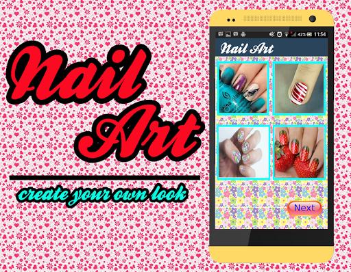 Nails Polish Tutorial