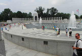 Photo: World War II Memorial