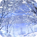 Snowy Day Live Wallpaper icon