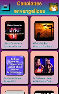 gospel songs- screenshot thumbnail