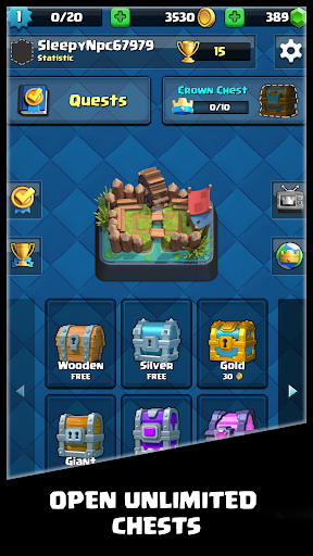 Chest Simulator for Clash Royale for PC