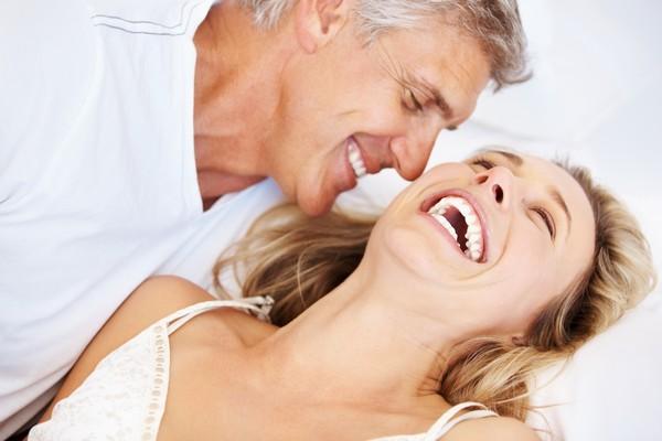 Et godt parforhold med glæde og overskud