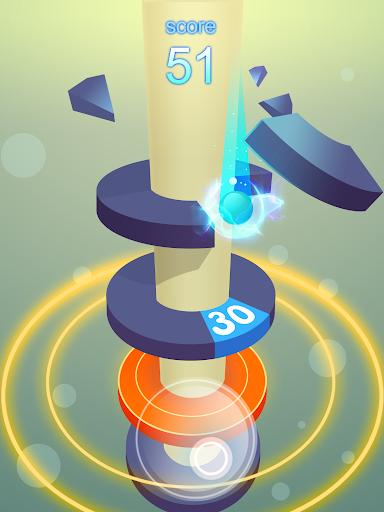 Helix Jump Ball 1.0.0 screenshots 4