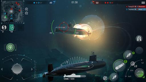 WORLD of SUBMARINES: Navy Shooter 3D Wargame 2.0.4 screenshots 2