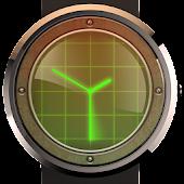 Radar Watch Face