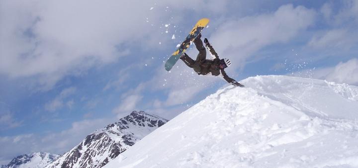 SNOWBOARDER di Manu.Fiore