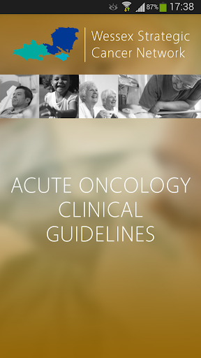 WSCN Acute Oncology Guidelines