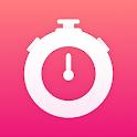 U+근무시간관리 icon
