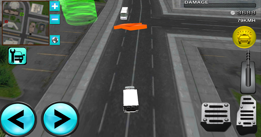 All about city guardian ambulance sim 3d for android for Online games similar to sims