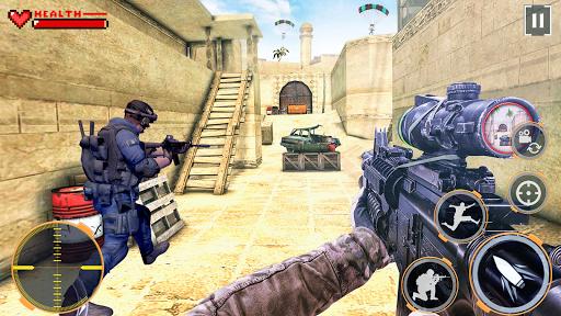 Impossible Commando Shooter Fps Fury screenshots 1