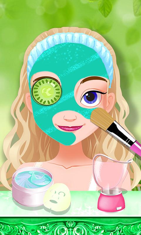 Ice Queen's Beauty SPA Salon- screenshot