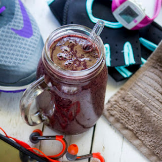 Post Workout Smoothie.