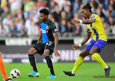 """Janssens : """"Bruges, trop costaud tout simplement"""""""