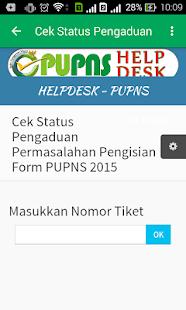 4 e-PUPNS App screenshot