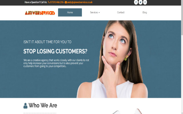 Wordpress Web Design Brighton